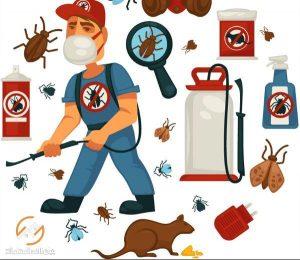 أساليب مكافحة الحشرات